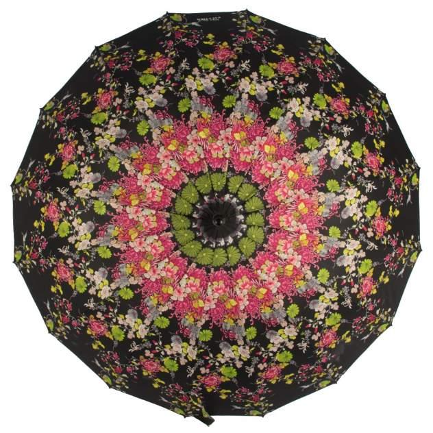 Зонт-трость женский механический Jean Paul Gaultier JPG/ 1128-LM/Noir черный