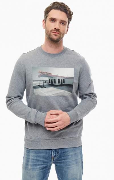 Свитшот мужской Calvin Klein серый 56