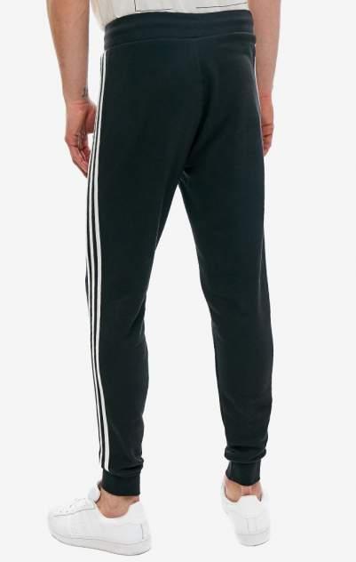 Брюки мужские adidas Originals DV1549 черные/белые L