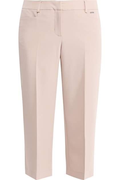 Женские брюки Finn Flare B17-11028R, коричневый