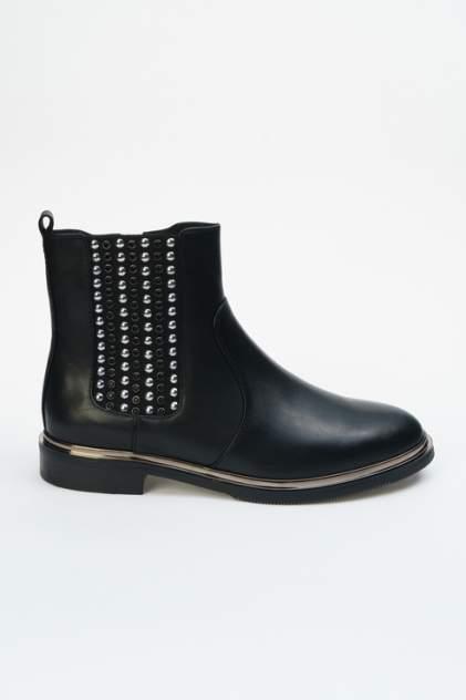 Ботинки женские Marko 12500 черные 39 RU