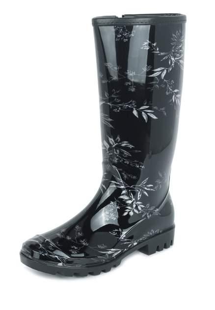 Резиновые сапоги женские T.Taccardi 02207030 черные 36 RU