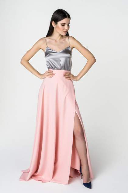 Женская юбка AScool SK1301, бежевый