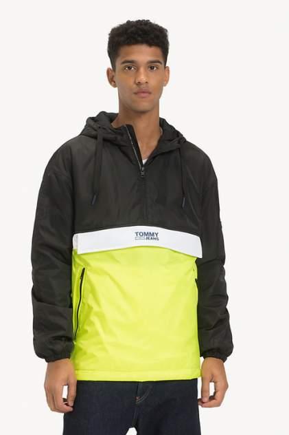 Куртка мужская Tommy Jeans DM0DM05429 черная XL