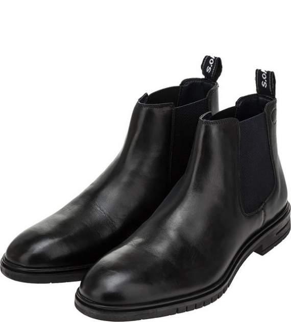 Мужские ботинки S.Oliver 5-5-15302-23-001, черный