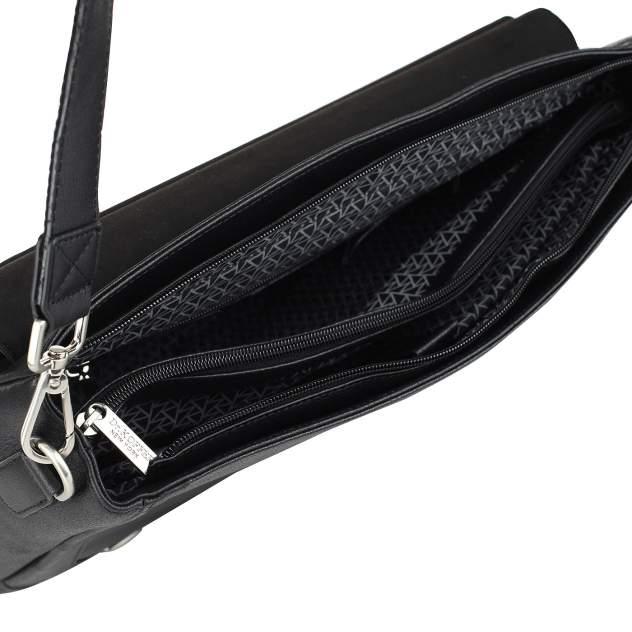 Портфель мужской кожаный Dr. Koffer B402642-59-04 черный