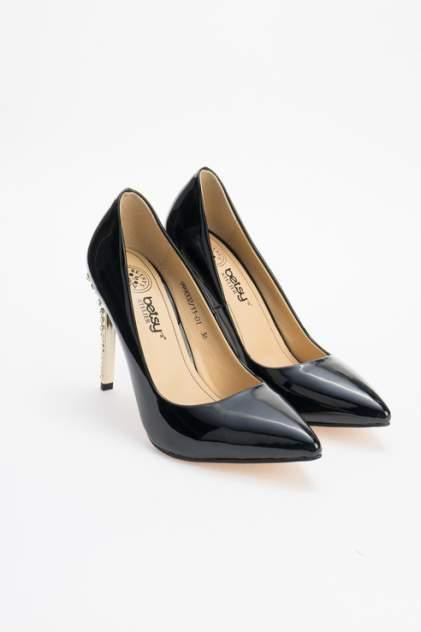 Туфли женские Betsy 999002/11 черные 35 RU