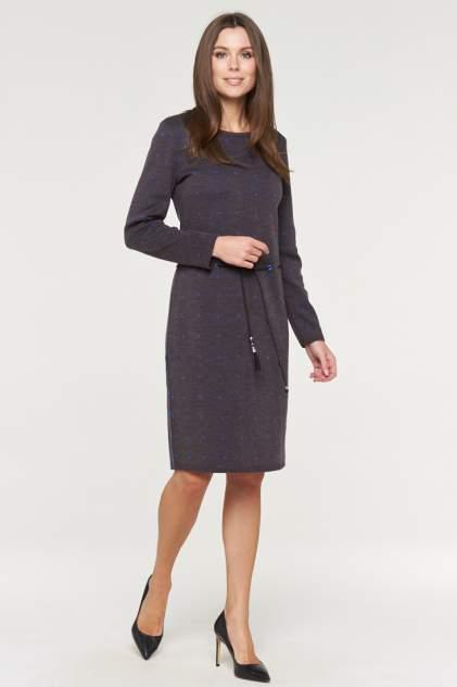 Женское платье VAY 182-2351, серый