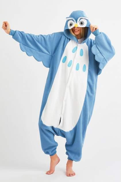 Пижама женская BearWear Сова разноцветная XL