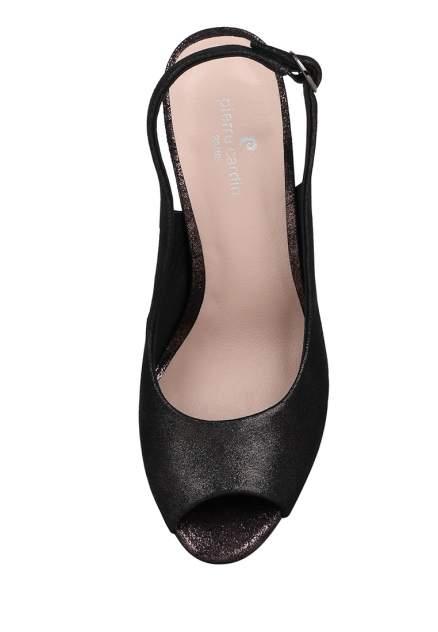 Туфли женские Pierre Cardin 018065F0 черные 40 RU