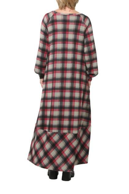 Платье женское KATA BINSKA LAKI 190838 красное 48-50 EU