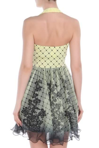 Платье женское MISS MOI 50257 желтое M