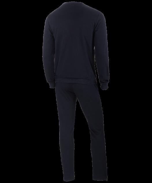 Спортивный костюм Jogel JCS-4201-061, черный/белый, XL INT