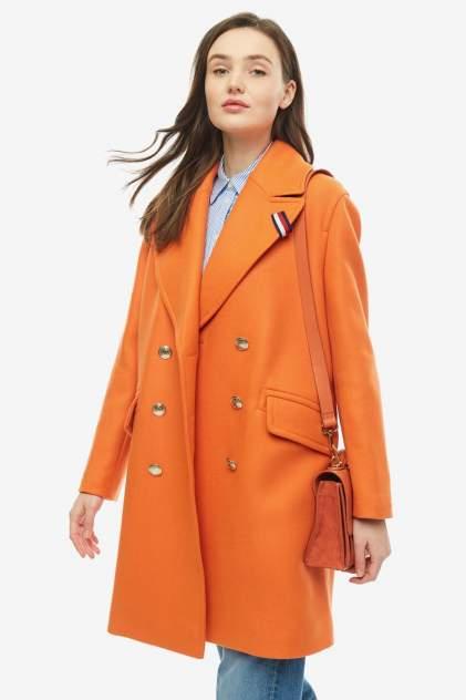 Женское пальто Tommy Hilfiger WW0WW25144 831, оранжевый