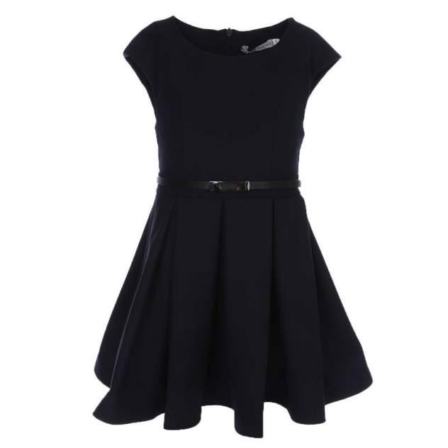 Платье Nota Bene, цв. темно-синий, 122 р-р