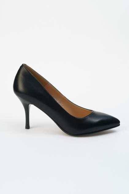 Туфли женские ZENDEN 80-30WB-005SS черные 39 RU