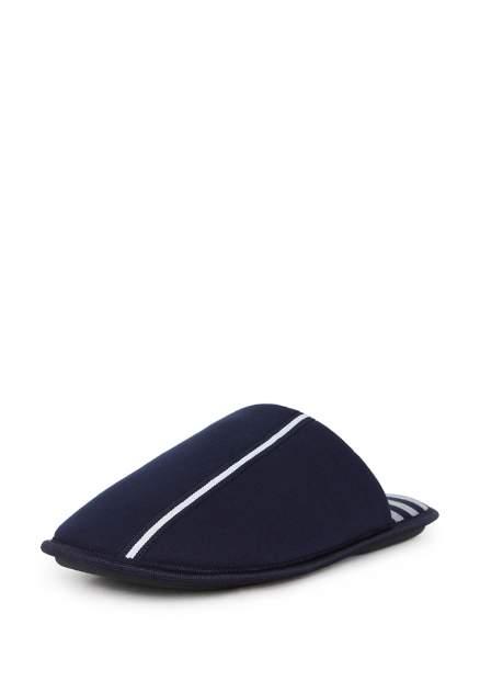 Шлепанцы мужские T.Taccardi 03007010 синие 40 RU