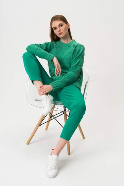 Женские брюки b.young 20805232, зеленый