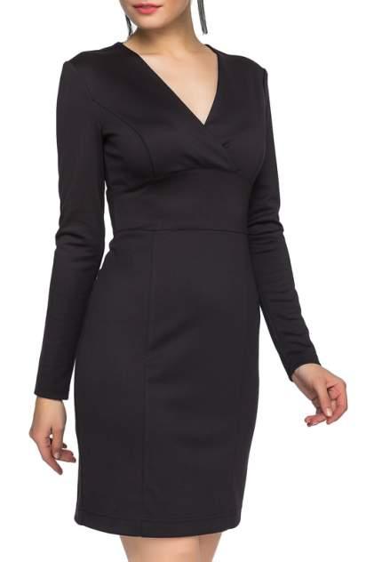 Платье женское Gloss 25364(01) черное 38 RU