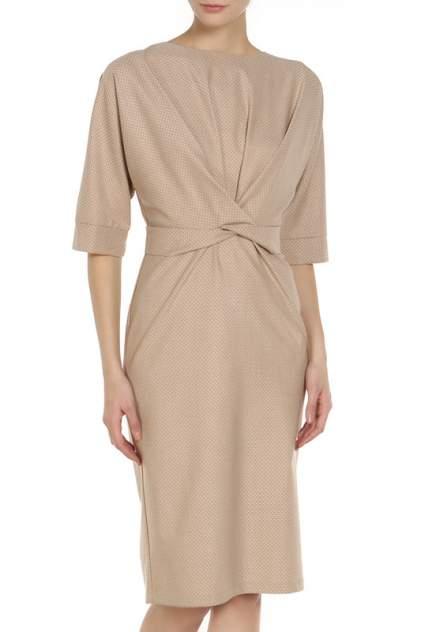 Платье женское Adzhedo 41386 бежевое L