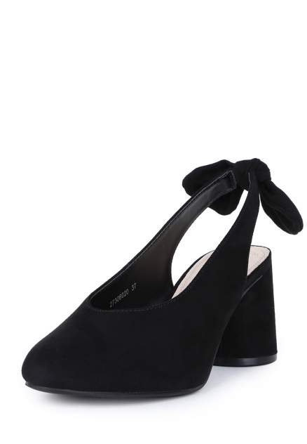 Туфли женские T.Taccardi 710018165 черные 36 RU
