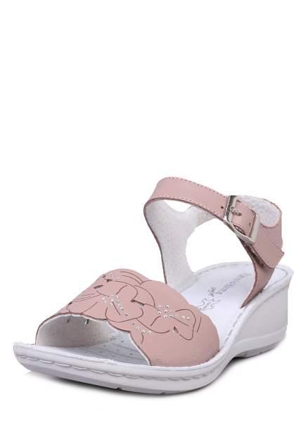 Босоножки женские Alessio Nesca Comfort 710018011 розовые 38 RU