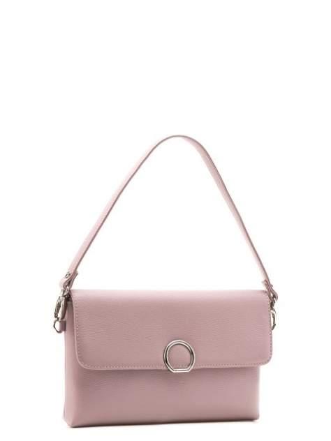 Клатч женский кожаный Labbra L-2165-1 розовый
