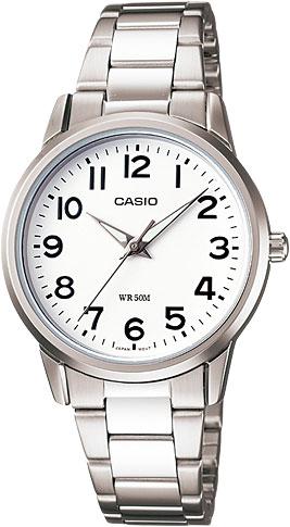 Наручные часы кварцевые женские Casio Collection LTP-1303PD-7B