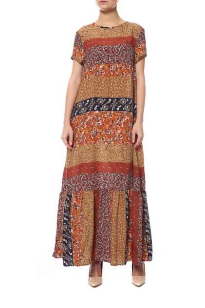 Женское платье FORLIFE 409532, коричневый