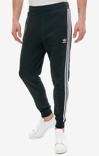 Брюки мужские adidas Originals DV1549 черные/белые S