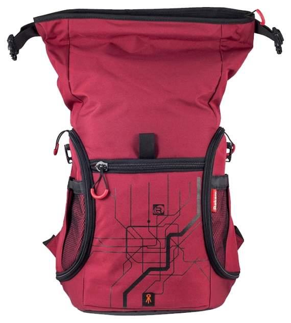 Рюкзак для фототехники Rekam RBX-6000 красный