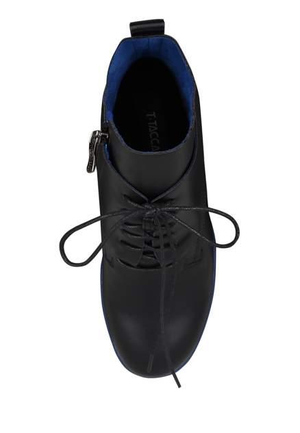 Ботинки женские T.Taccardi 25608060 черные 39 RU
