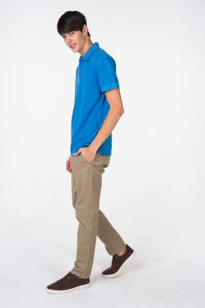 Поло мужское Tommy Hilfiger DM0DM05191 синее L
