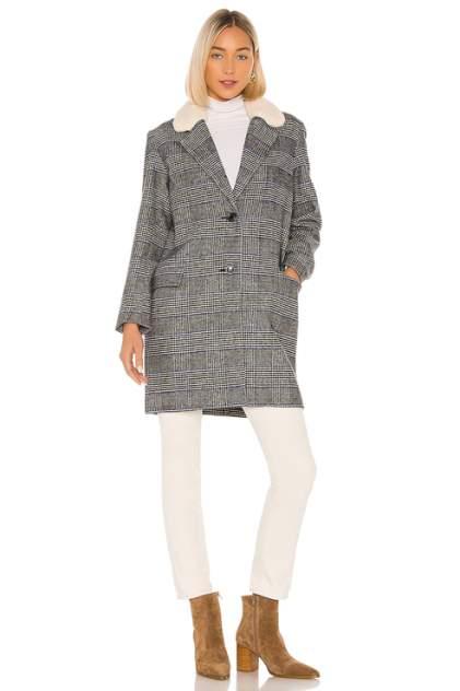 Пальто женское Levi's 7565700020 серое M