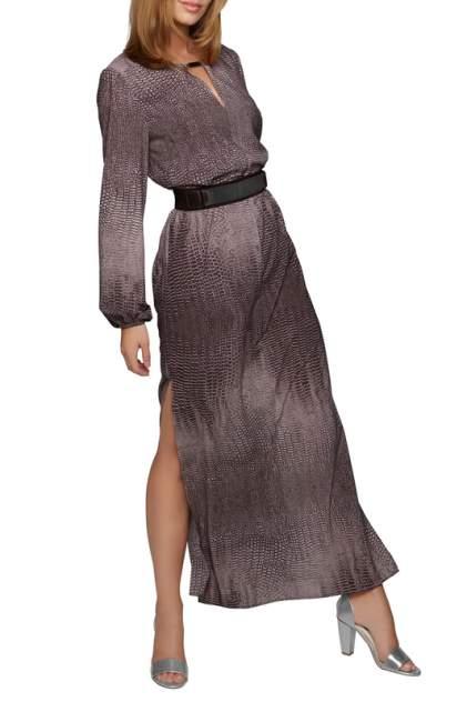 Платье женское Apart 28407 серое 36 DE