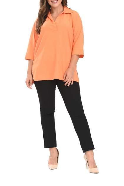 Блуза женская SVESTA C2319ORA оранжевая 58 RU
