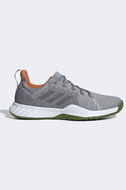 Кроссовки мужские Adidas Solar LT TRAINER серые 44,5 RU
