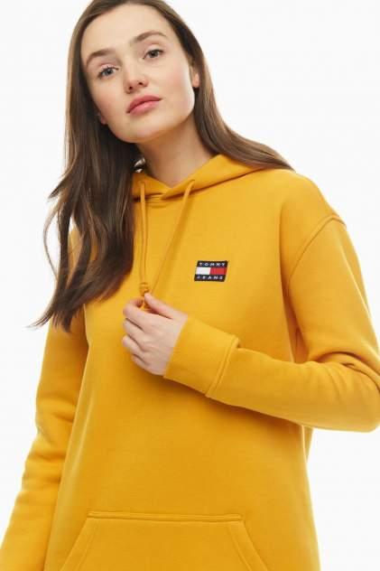 Женское платье Tommy Jeans DW0DW07234 ZBC, желтый