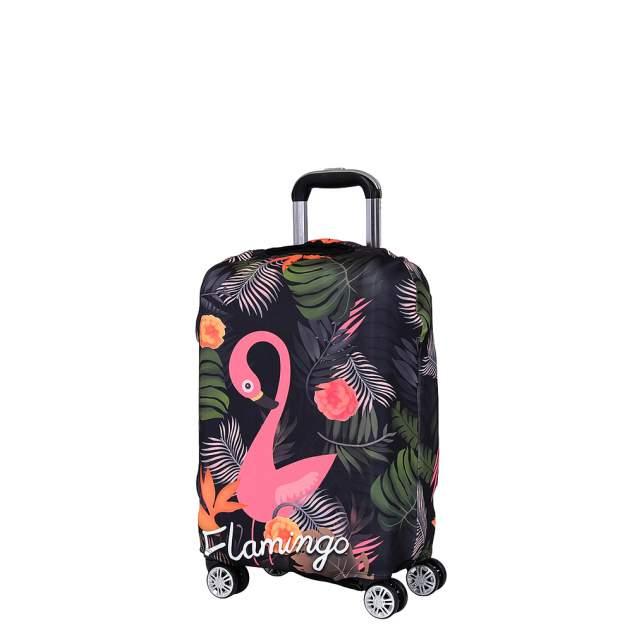 Чехол для чемодана FABRETTI W1011, фиолетовый