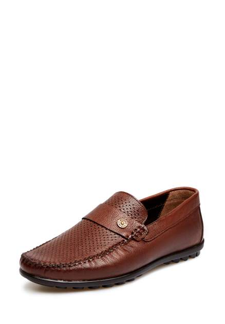 Мокасины мужские Pierre Cardin 92706220 коричневые 42 RU