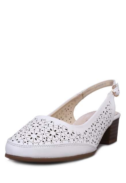 Туфли женские T.Taccardi 27306320 белые 36 RU