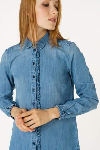 Рубашка женская Marc O'Polo 937742733/031 голубая 32 EU