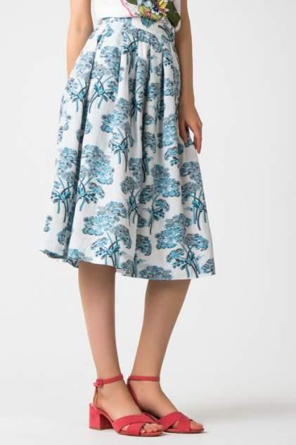 Женская юбка Victoria Kuksina Ю16-17, разноцветный
