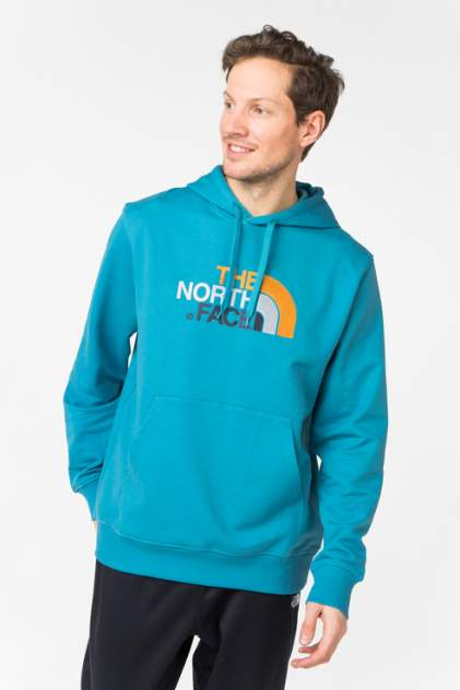 Толстовка мужской The North Face T0A0TE4Y3 голубой L