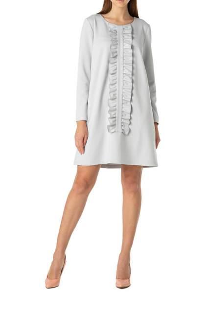 Платье женское Adzhedo 41809 серое 3XL