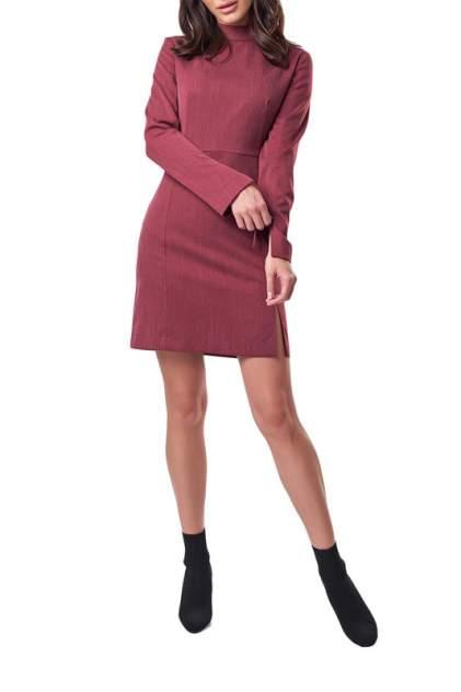 Платье женское Fly 893-05 красное 40 RU