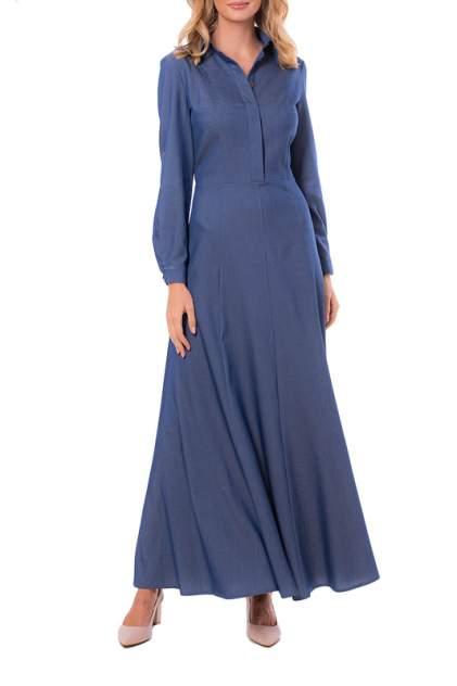 Платье женское Argent VLD903837 синее 50 RU