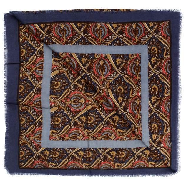 Платок женский Dr.Koffer S810455-135-60 синий