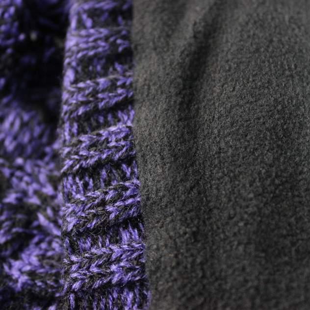 Шапка детская DexShell, цв. фиолетовый р-р onesize