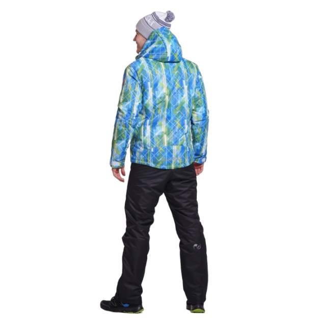 Спортивный костюм NordSki City, blue lime/black, XL INT